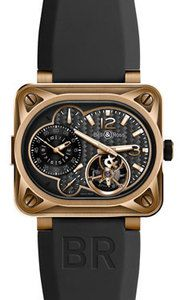Bell & Ross Watches - BR 01 Minuteur Tourbillon