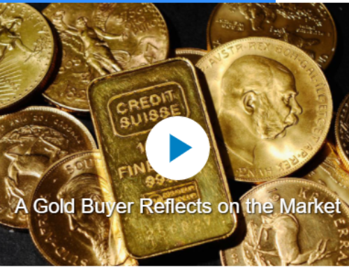 A Gold Buyer Reflects on the Market